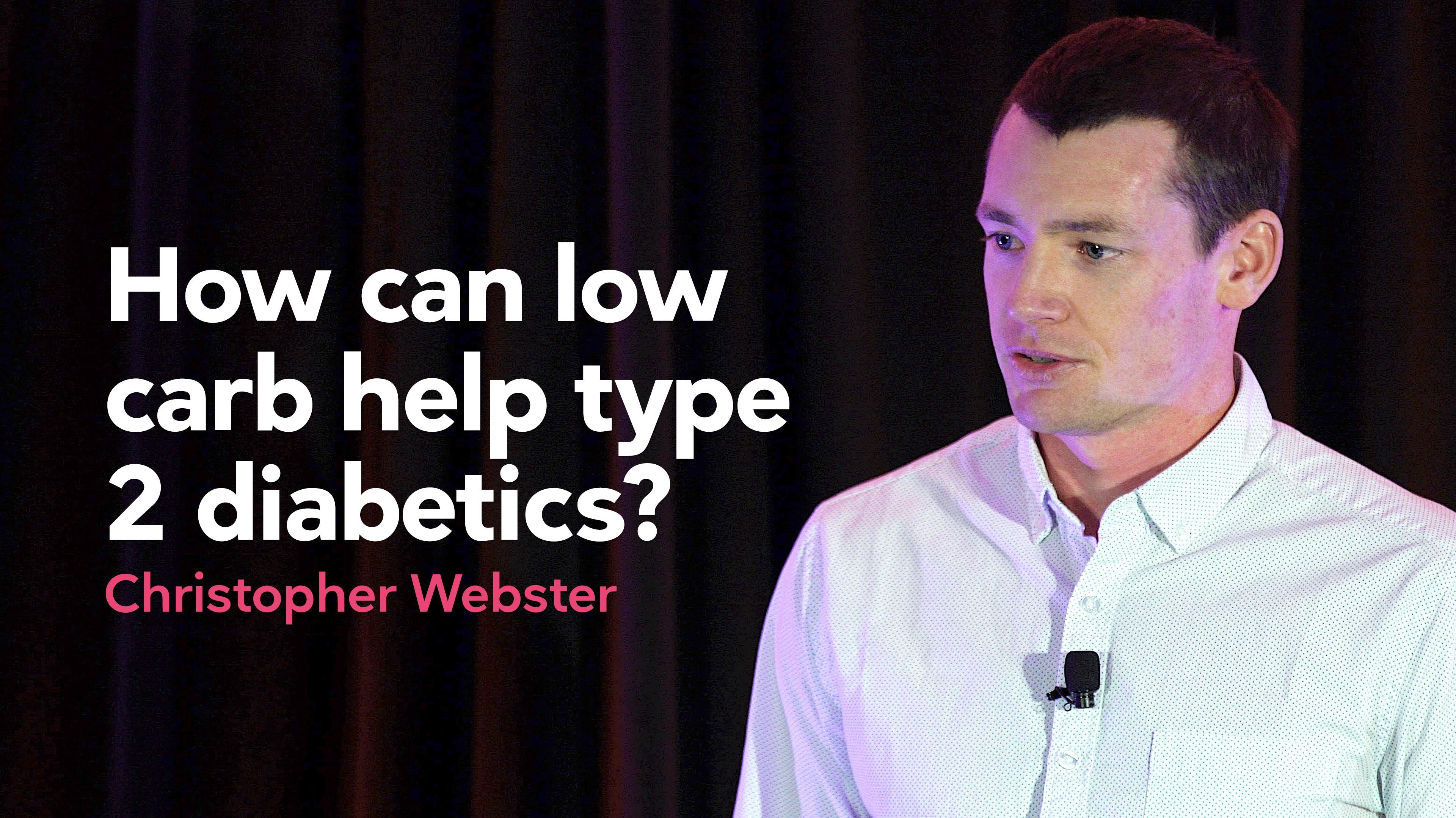 How can low carb help type 2 diabetics?
