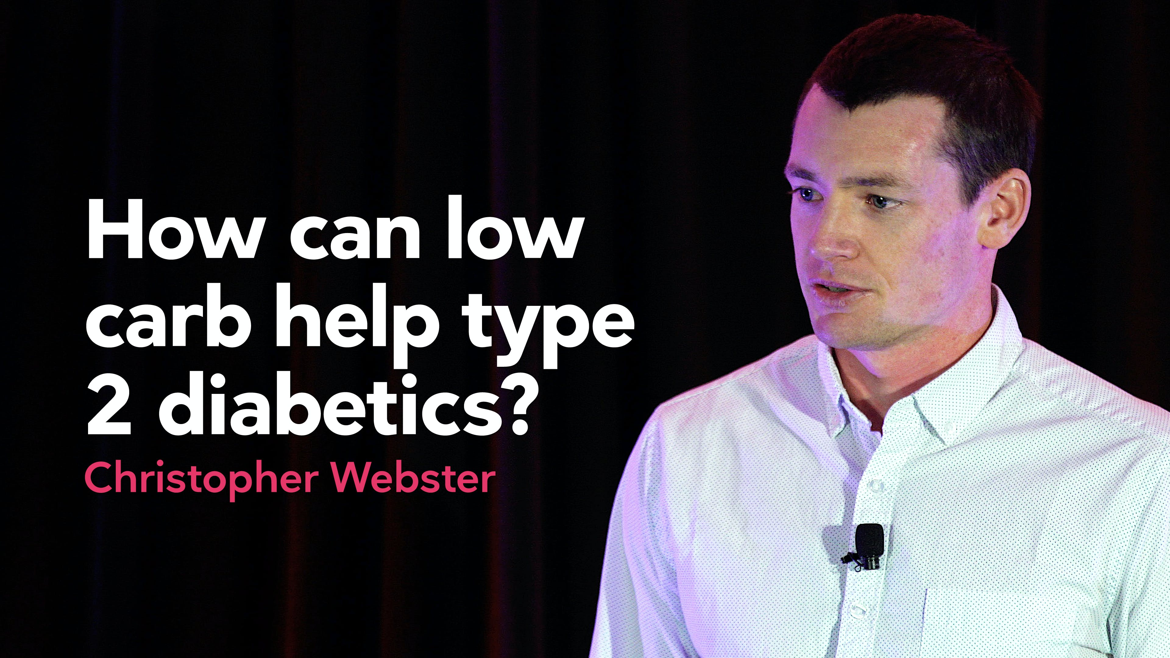 How can low carb help people with type 2 diabetes?