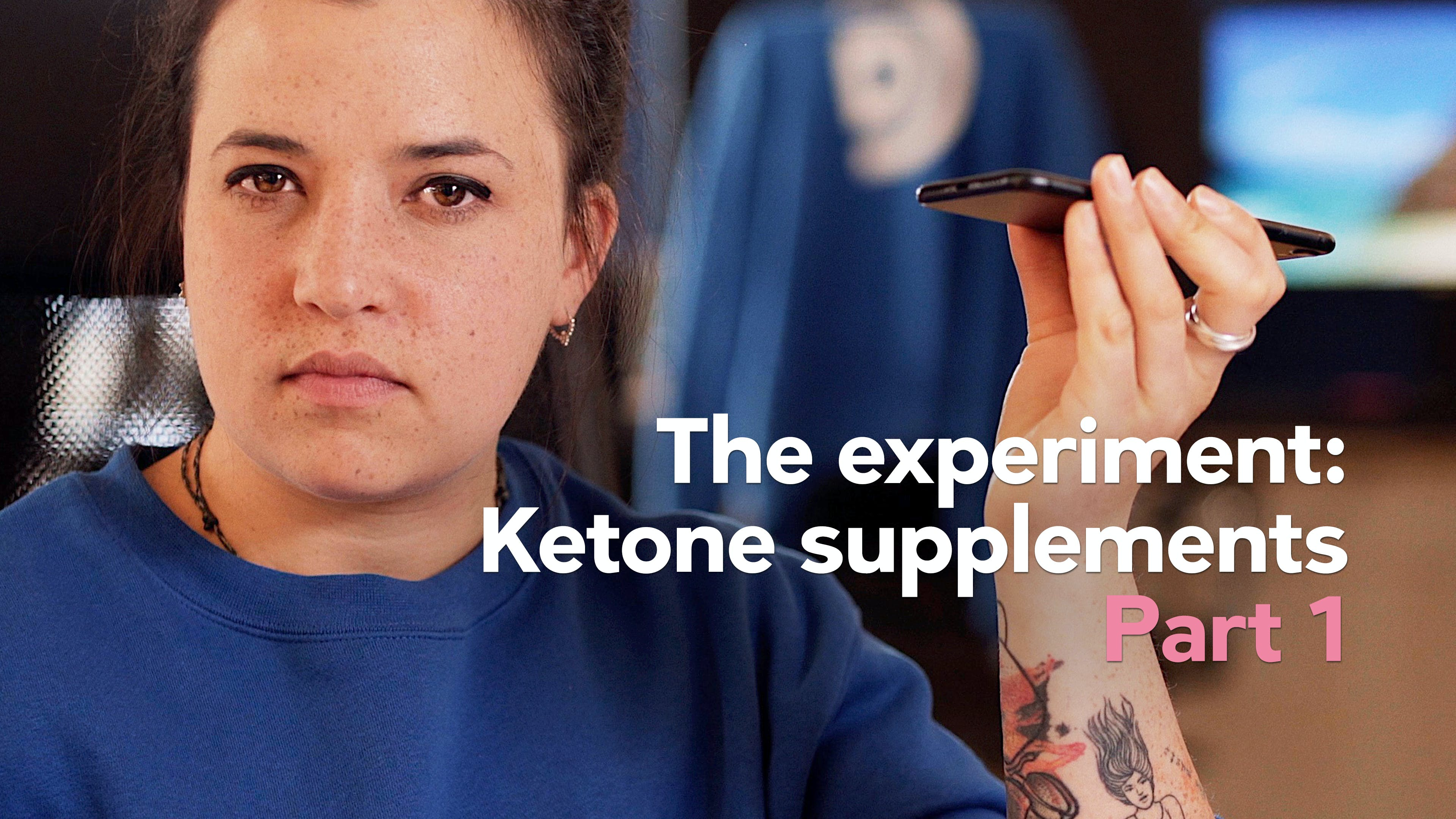 Do ketone supplements work? The big test, part 1
