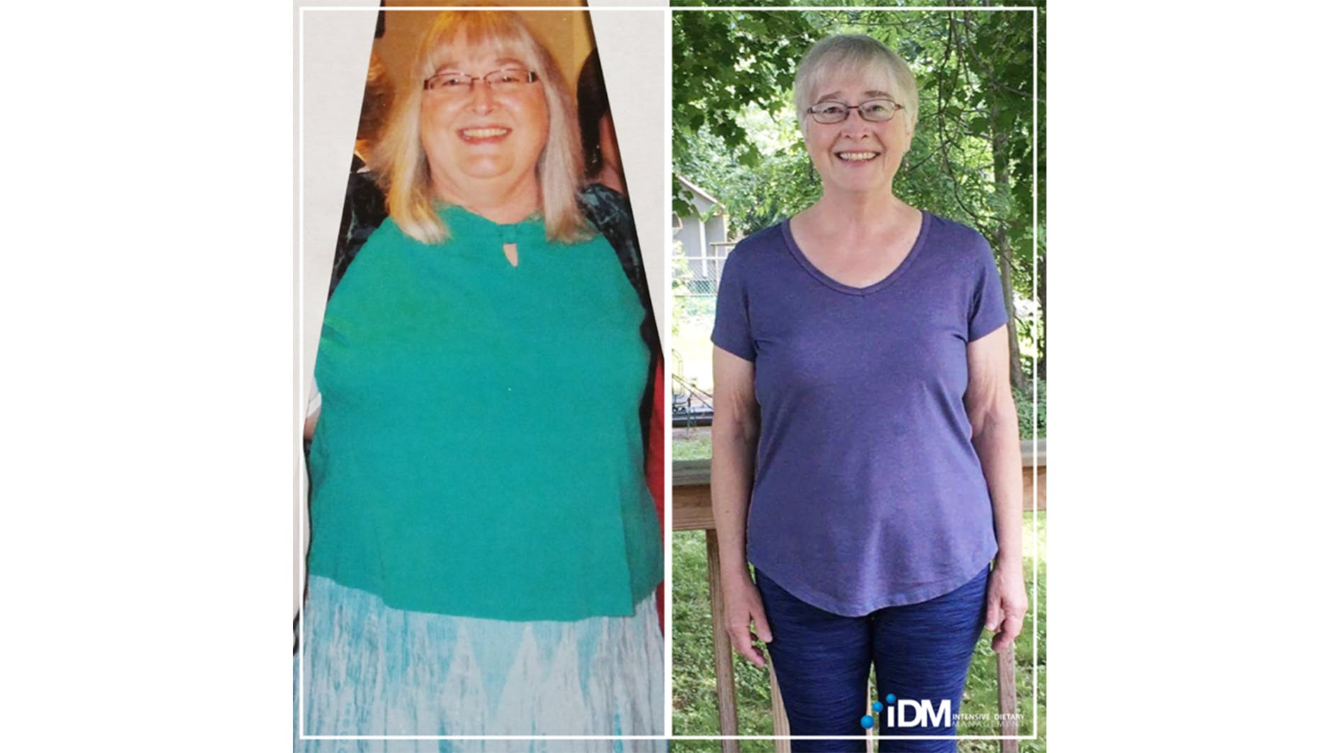 How Dolly turned her obesity and metabolic syndrome around