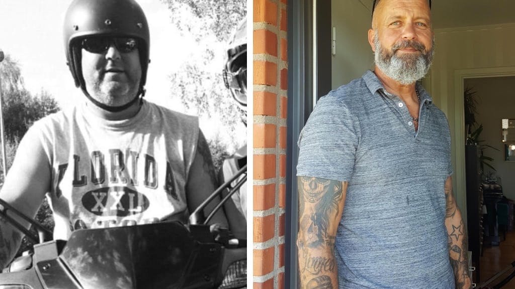 """Mats lost 66 pounds: """"Keto works"""""""