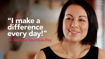 """I make a difference every day"""