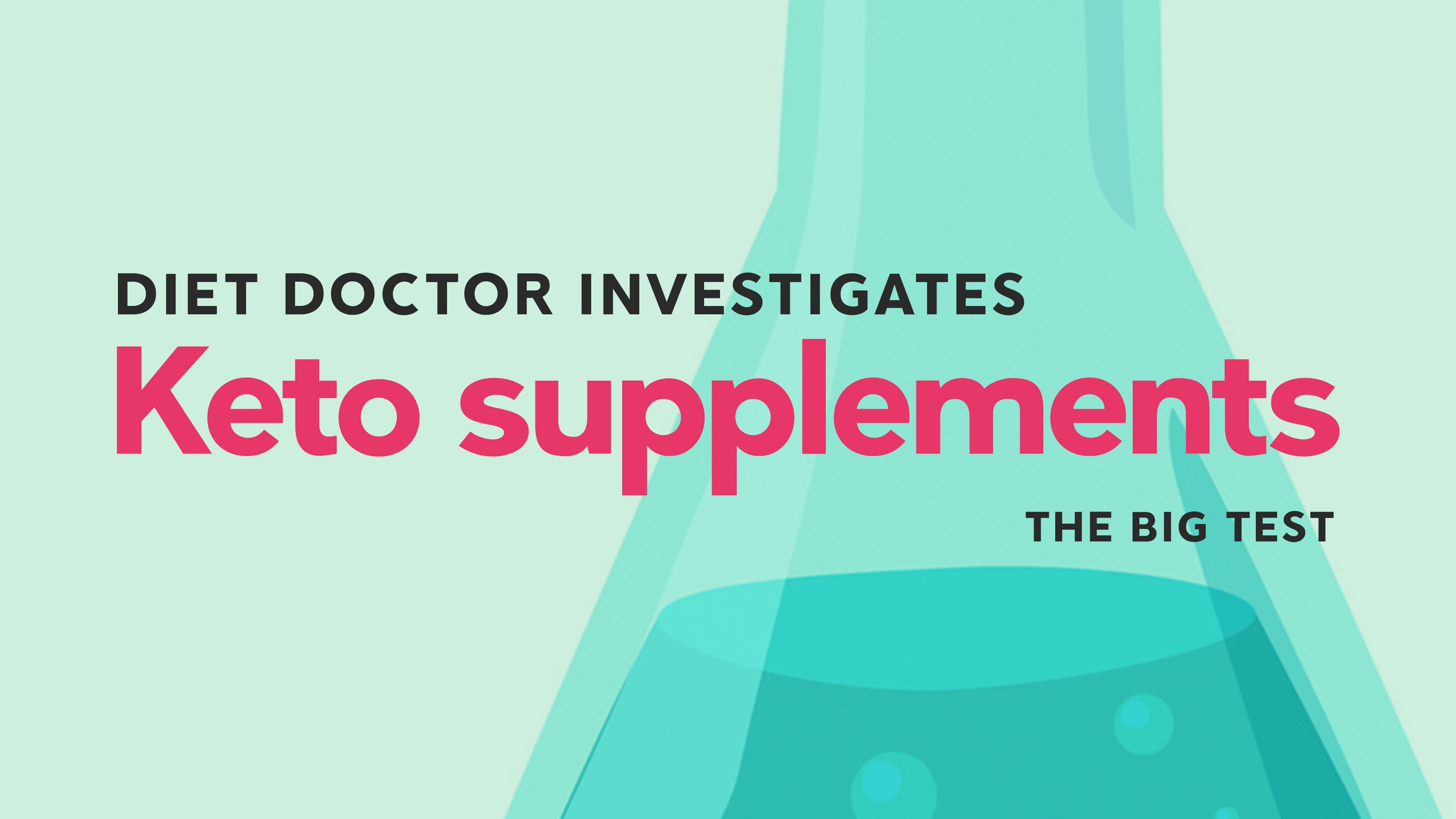 Do exogenous ketone supplements work? The big test