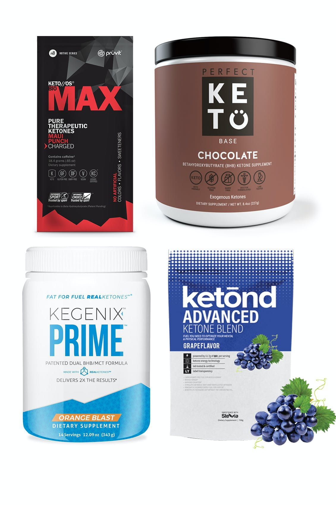 Exogenous ketones: Do they work?