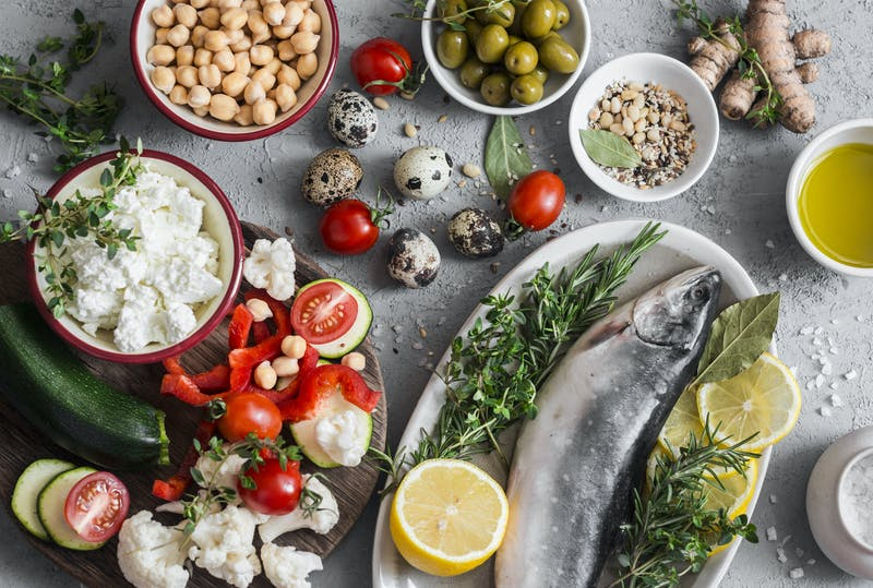 Mediterranean diet helps depression