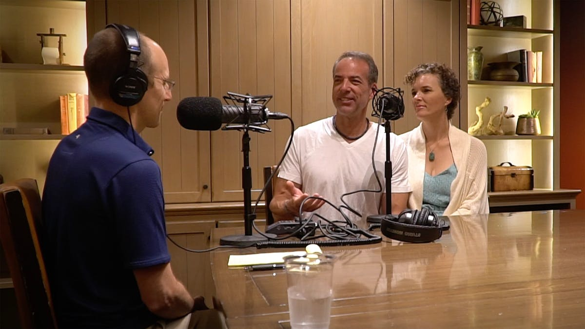 Diet Doctor Podcast #5 - Dr. Michael Arata & Stephanie Kennedy