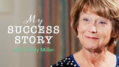 My success story with Cindy Miller