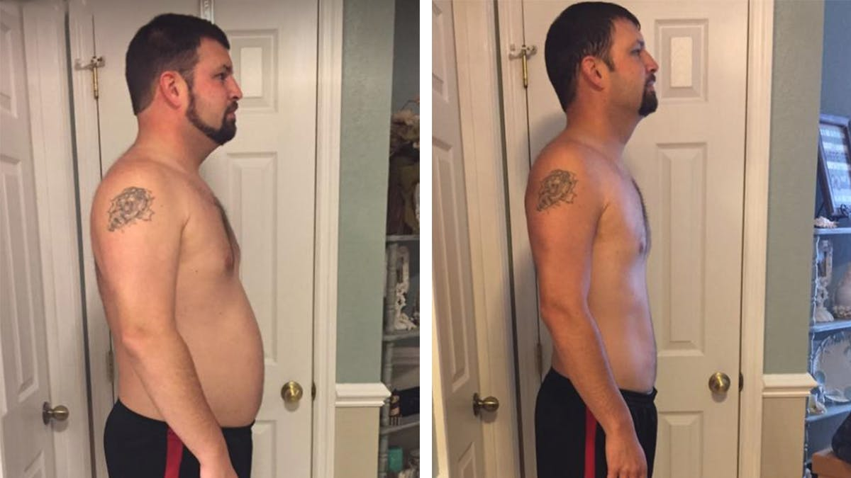 "The keto diet: ""What I couldn't believe was how easy it was!"""