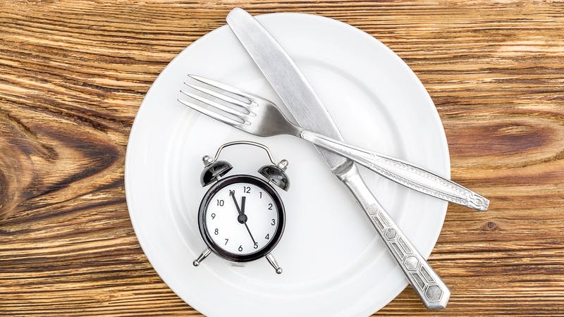 Intermittent fasting and keto