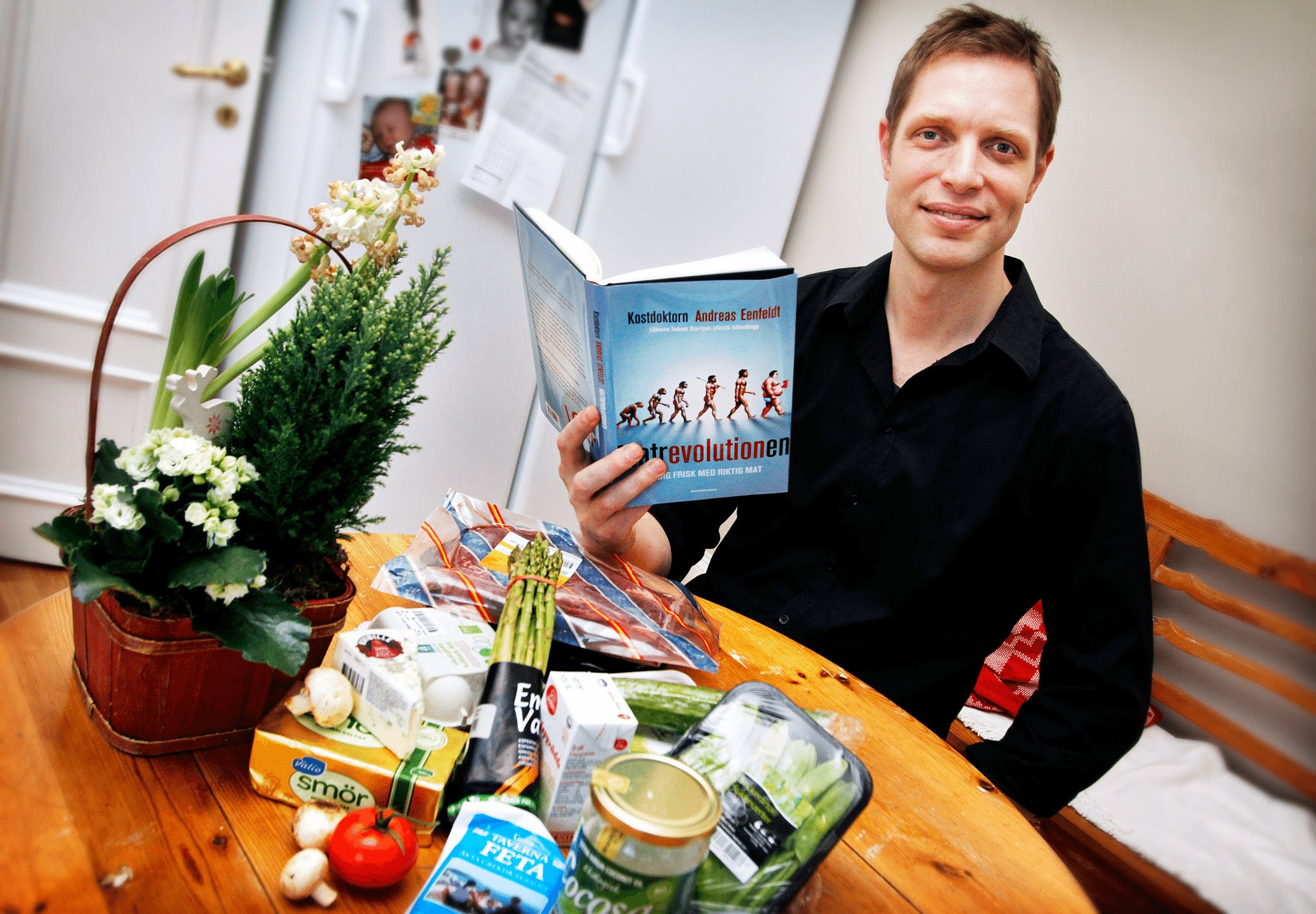 The Caveman Diet by the Caveman Doctor
