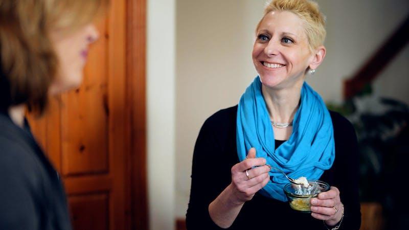 Cooking keto with Dr. Sarah Hallberg