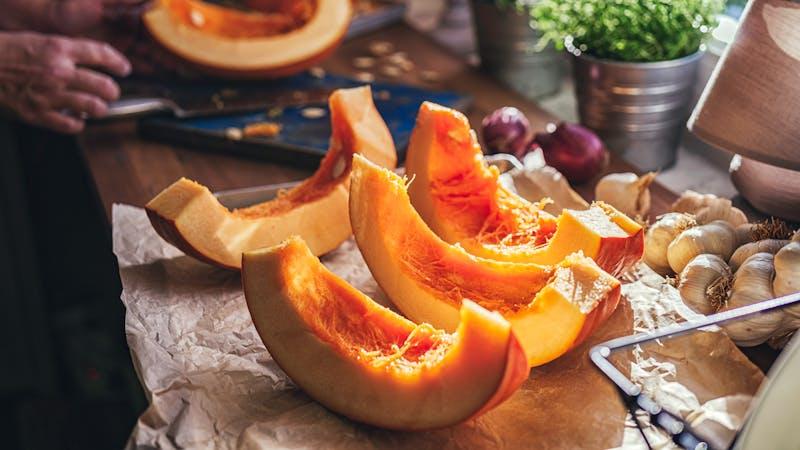 Cooking-pumpkins