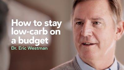 如何保持低碳水化合物的预算