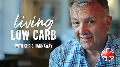 Living low carb with Chris Hannaway