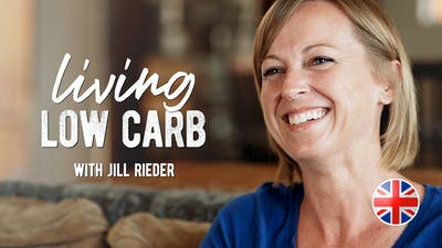 Living low carb with Jill Rieder: Finding her way to health