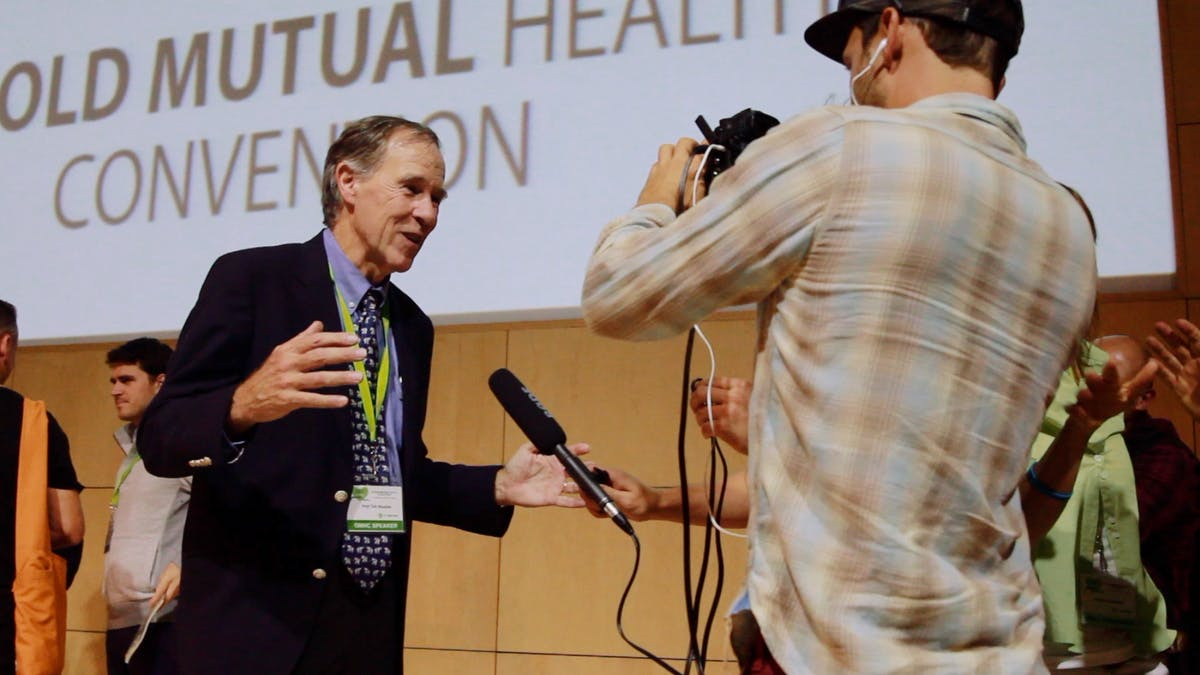 Our #5 most popular video of 2018: Tim Noakes on trial