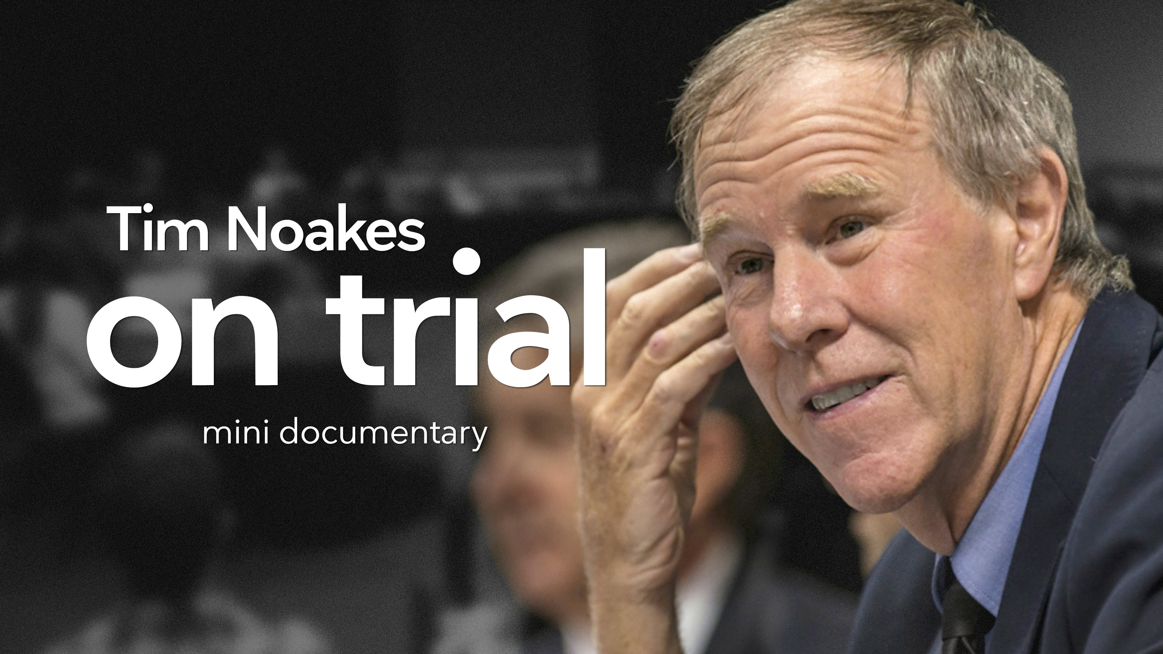 Tim Noakes on trial