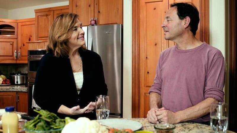 Cooking keto with Dr. David Diamond