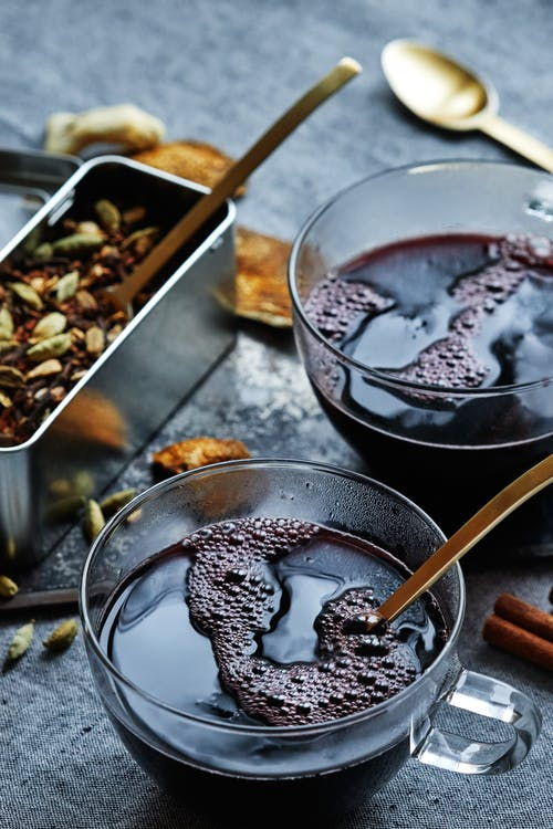 Sugar-free mulled wine