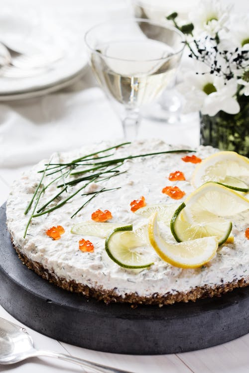 低碳水化合物虾芝士蛋糕gydF4y2Ba
