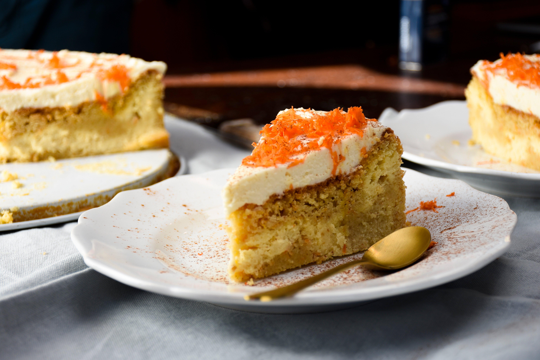Keto Diet Carrot Cake Recipe