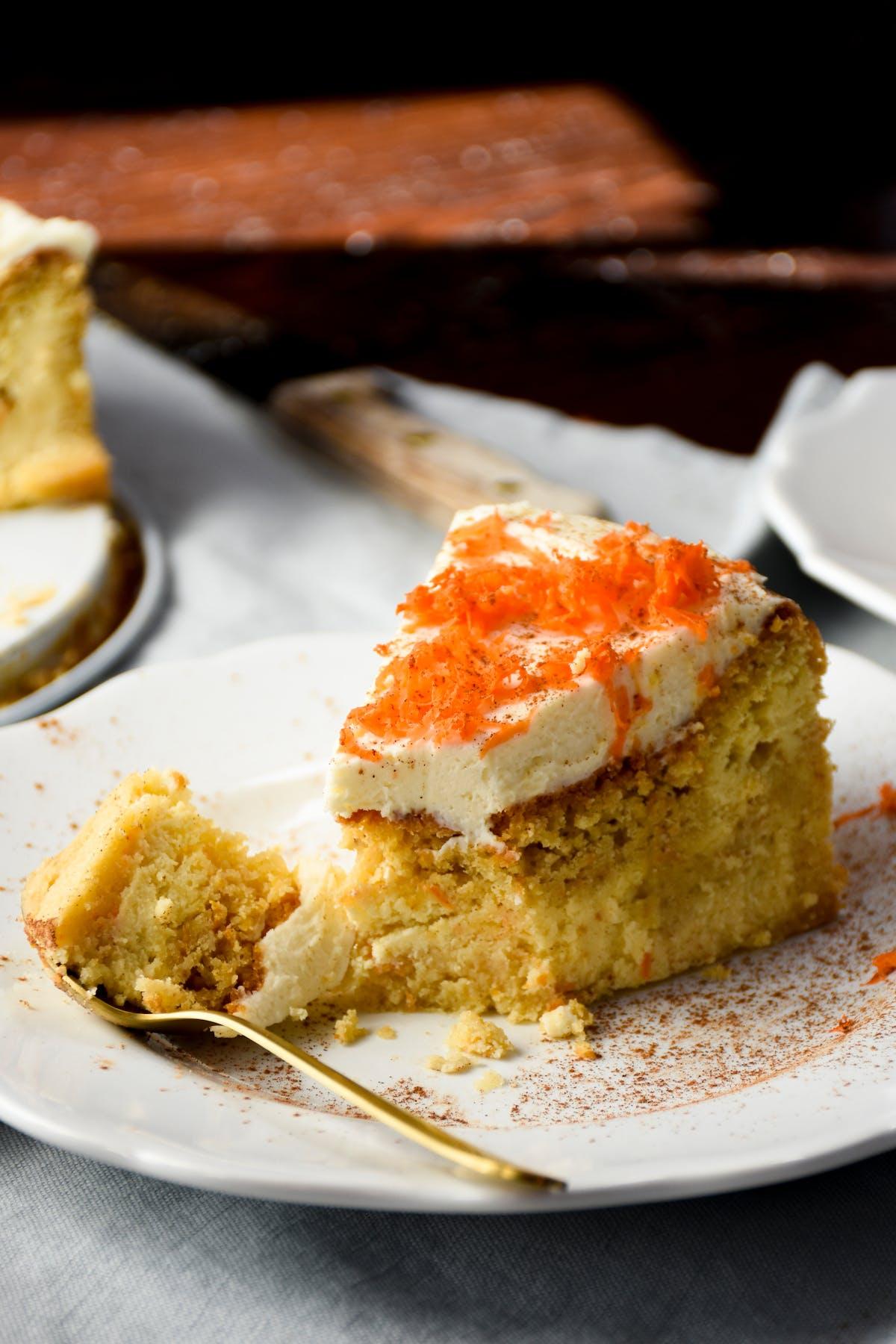 Kristie's keto carrot cake cheesecake