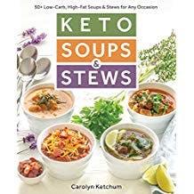 Keto soups and stews