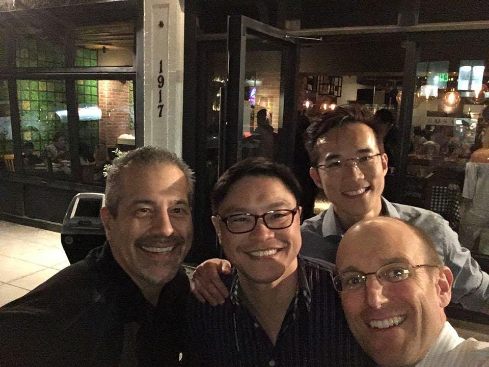 Lenzkes, Fung, Scher and Lam