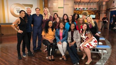Suzanne Ryan shares her dramatic keto weight-loss story on Dr. Oz