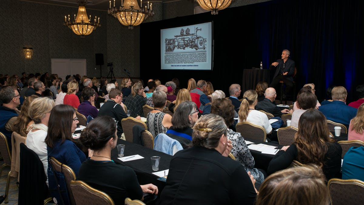Content, community and connection: The value of low-carb conferences
