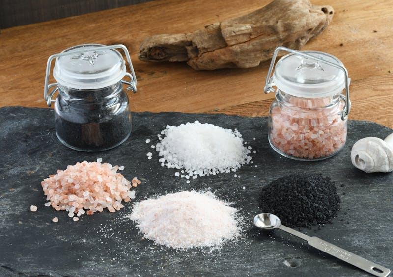 exotic salt