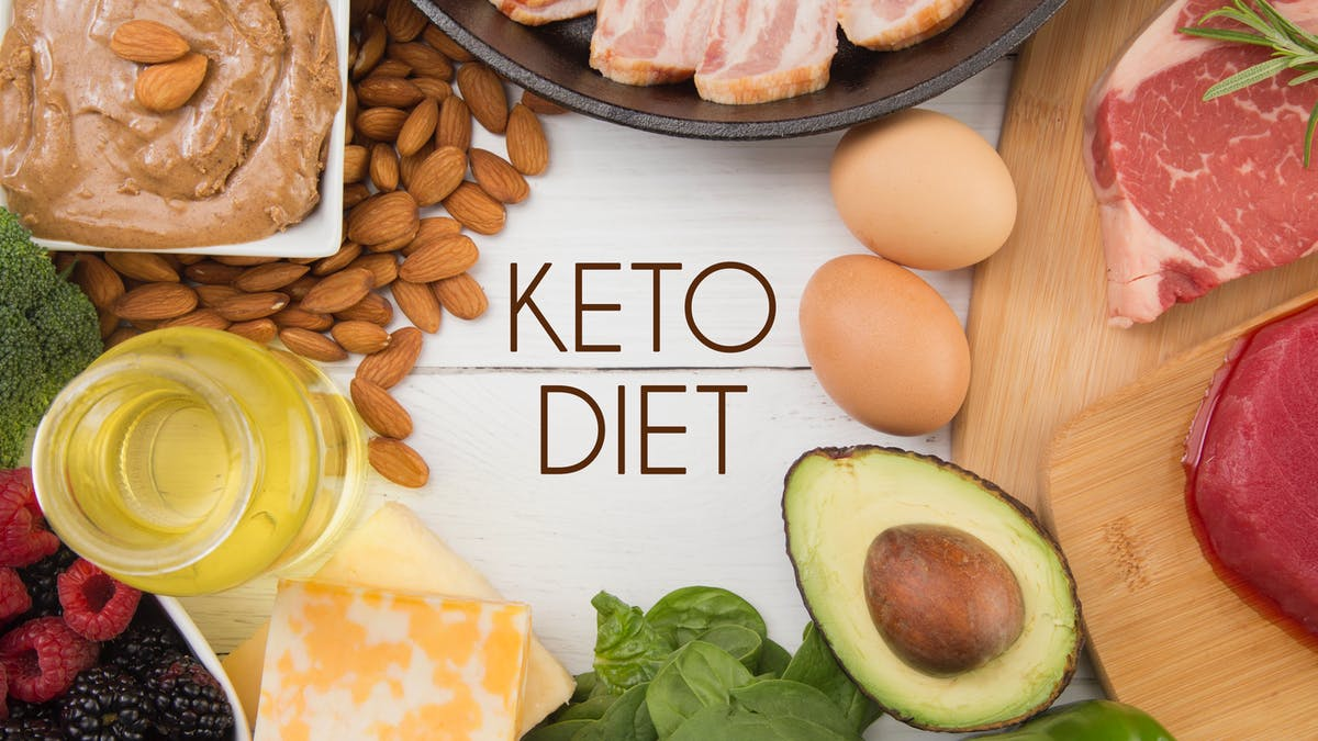 Is a keto diet a useful natural pain reliever?
