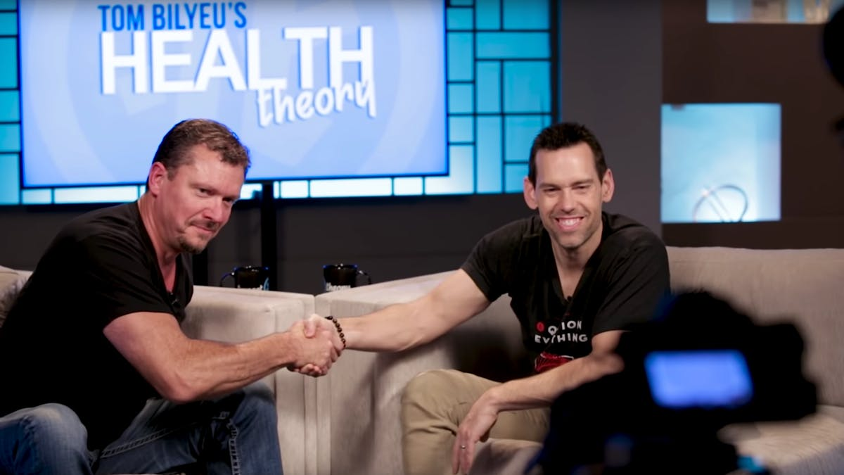 Dr. Ken Berry on Tom Bilyeu's Health Theory YouTube channel