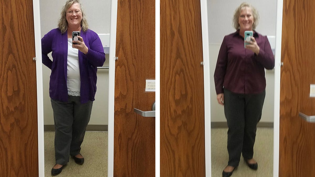 Regina did keto instead of bariatric surgery