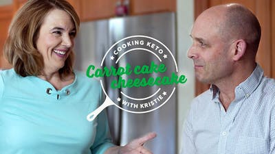 Cooking keto with Ivor Cummins