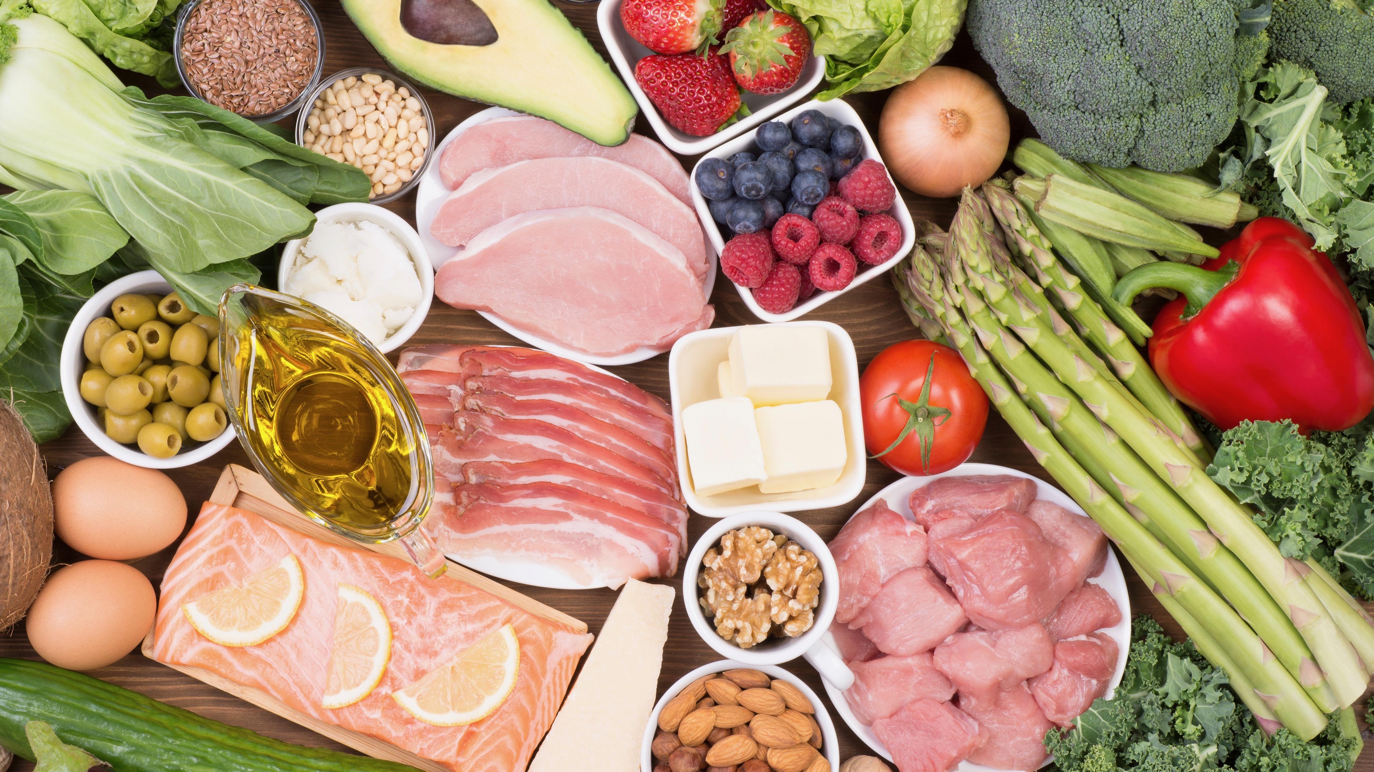 free low carb meal plan app