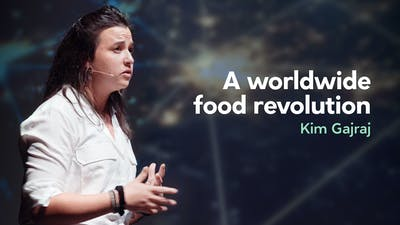 全球粮食革命-金·加杰拉
