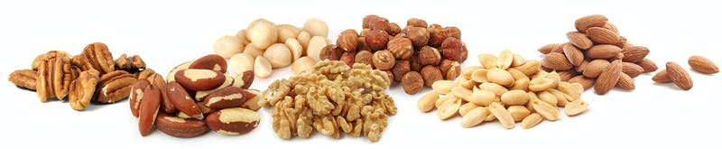 Top 7 keto nuts