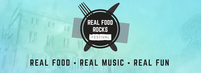 Real food rocks