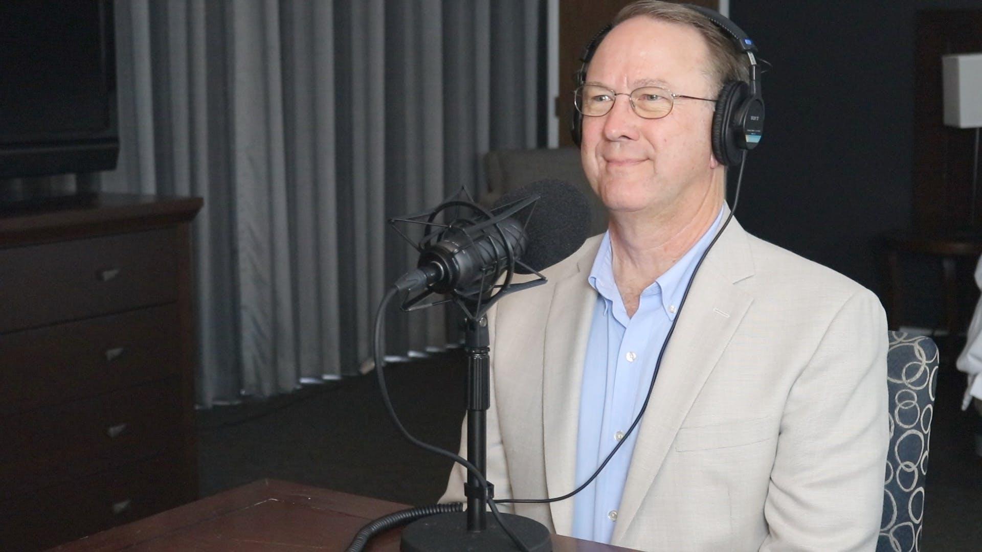Diet Doctor Podcast #13 – Dr. Peter Ballerstedt