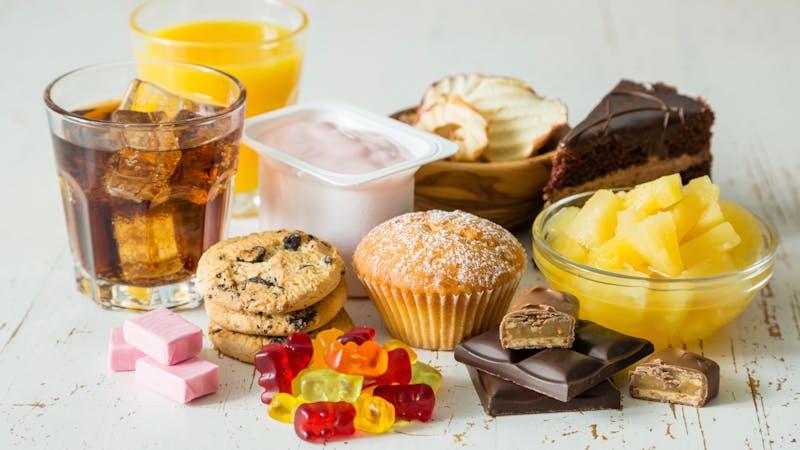Cutting sugar cuts liver fat