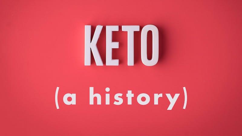 Keto diet history
