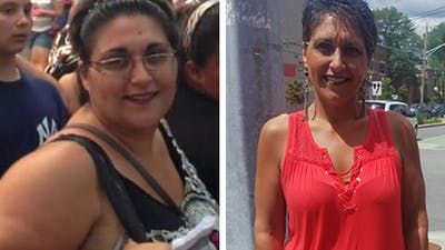 Antonietta lost 150 pounds on the keto diet