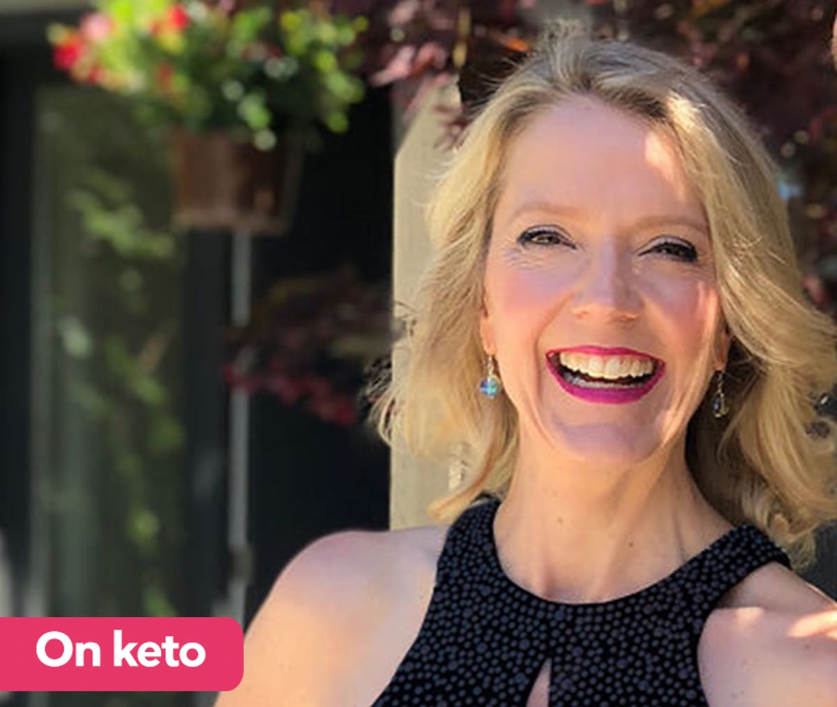 Deborah on keto