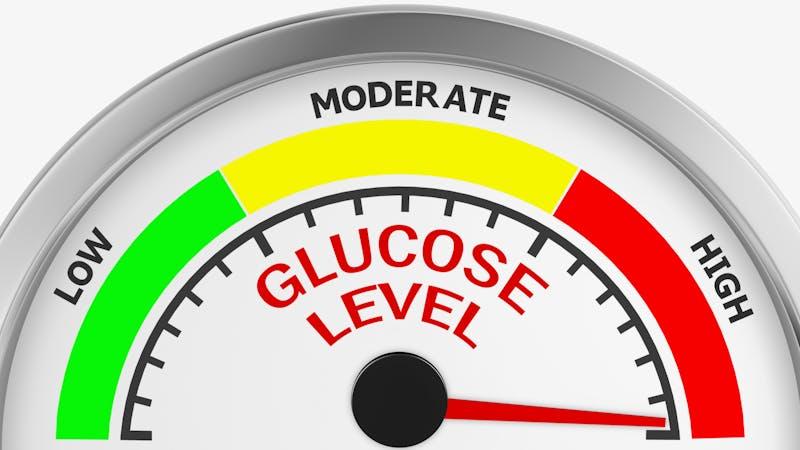 glucose level  meter