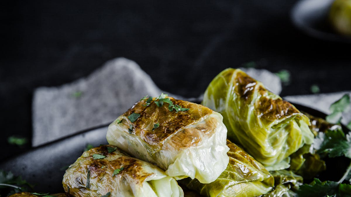 Best of 2019: our #4 recipe — Low-carb chicken dumplings