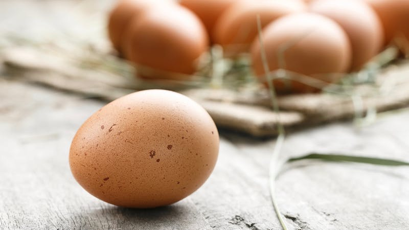 Americans eating more eggs