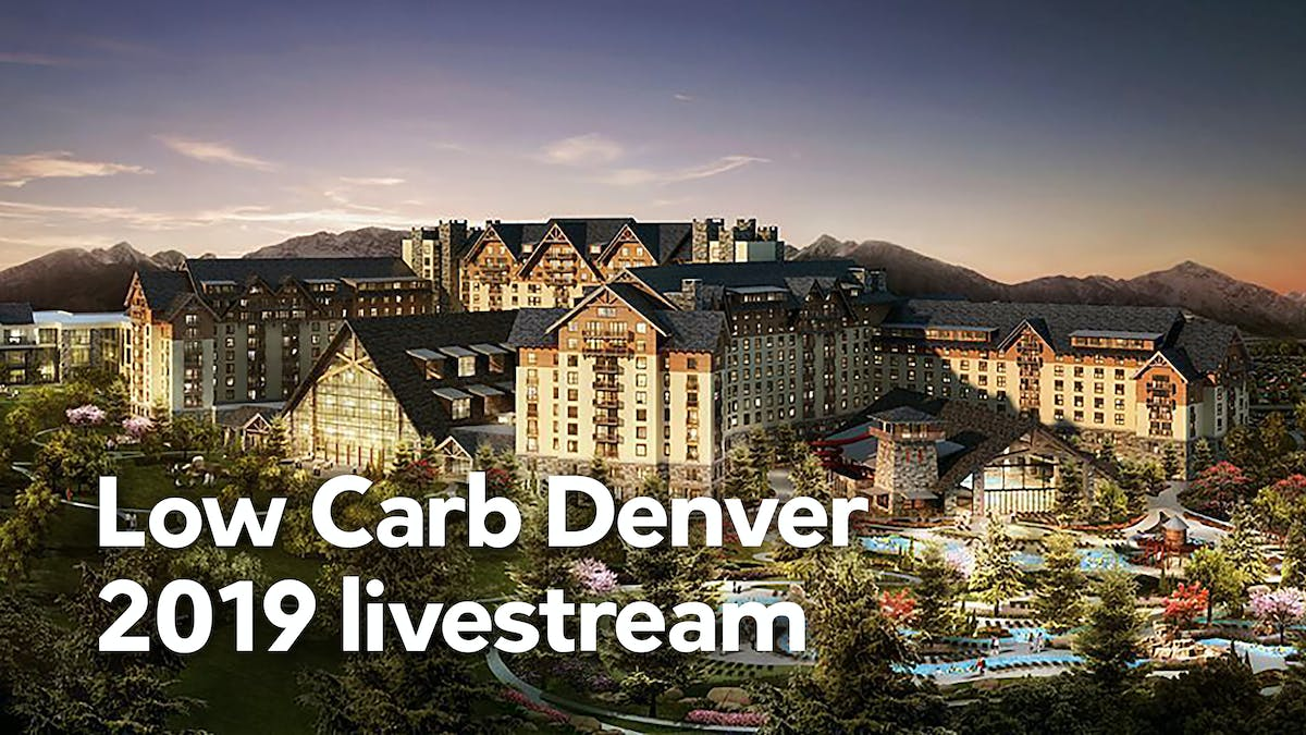 All presentations from Low Carb Denver 2019 available for members!