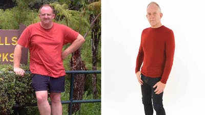 How Richard conquered his type 2 diabetes