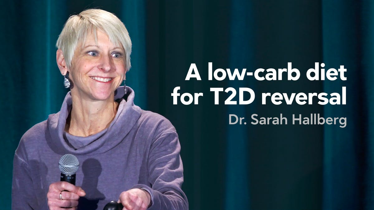 A low-carb diet for type 2 diabetes reversal